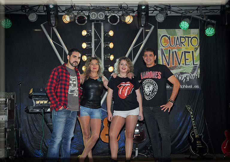 Grupo Cuarto Nivel – Sonorizaciones La Noche